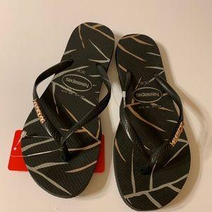Havaianas Flip Flops - NWT